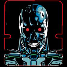 Terminator 2 - Plastic 3