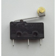 Micro Switch Mini 20x10x6,5 mm with roller