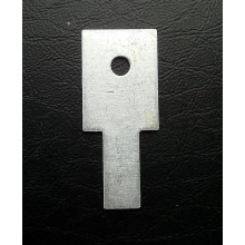 Reset target plate, long