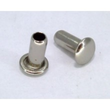 Rivet for stand up target
