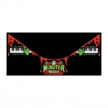 Monster Bash - Apron Decal Set