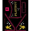 Playboy Stern - Apron Decal Set