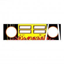 Cyclone Speaker Panel