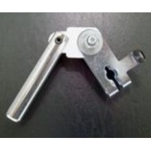 Williams flipper plunger and crank assembly, right