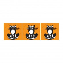 Bad Cats Target Decals