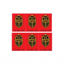 Black Knight 2000 Target Decals