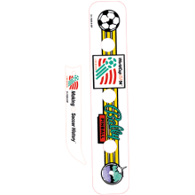 World Cup Soccer - Plastic 6