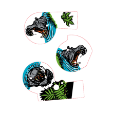 Congo - Plastic 6