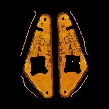 Indiana Jones Stern - Slingshot set