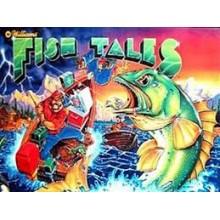 Fish Tales rubber set