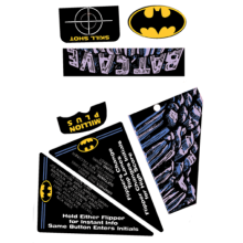 Batman DE Decal Set 3
