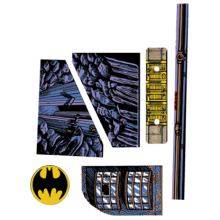 Batman DE Decal Set 4