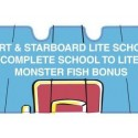 Fish Tales Boat Decal