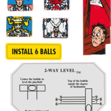 Tales from the Crypt Decal Set