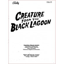 Creature from the Black Lagoon Manual