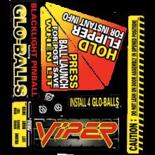 Viper Decal Set
