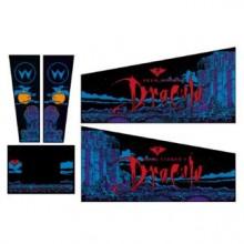Bram Stoker's Dracula Cabinet Decal Set