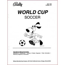 World Cup Soccer Manual