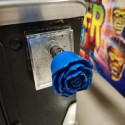 The Addams Family Rose Shooter Blue