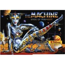 Bride of Pin-Bot Translite