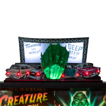 Creature from the Black Lagoon Topper