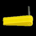 Williams flipper bat, yellow