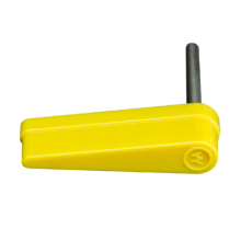 Williams flipper bat, yellow