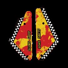 Mario Andretti - Slingshot set