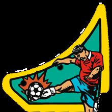 World Cup Soccer - Plastic 1