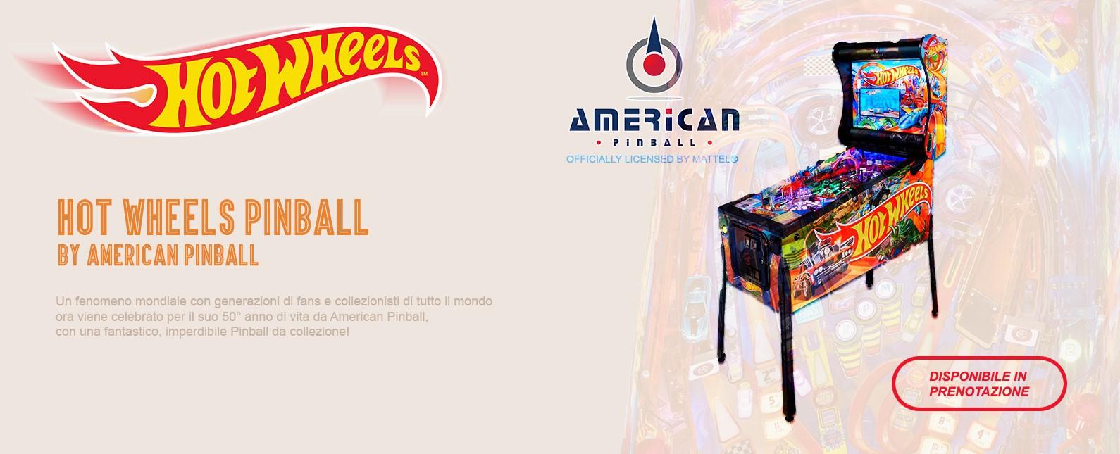 Hot Wheels Pinball