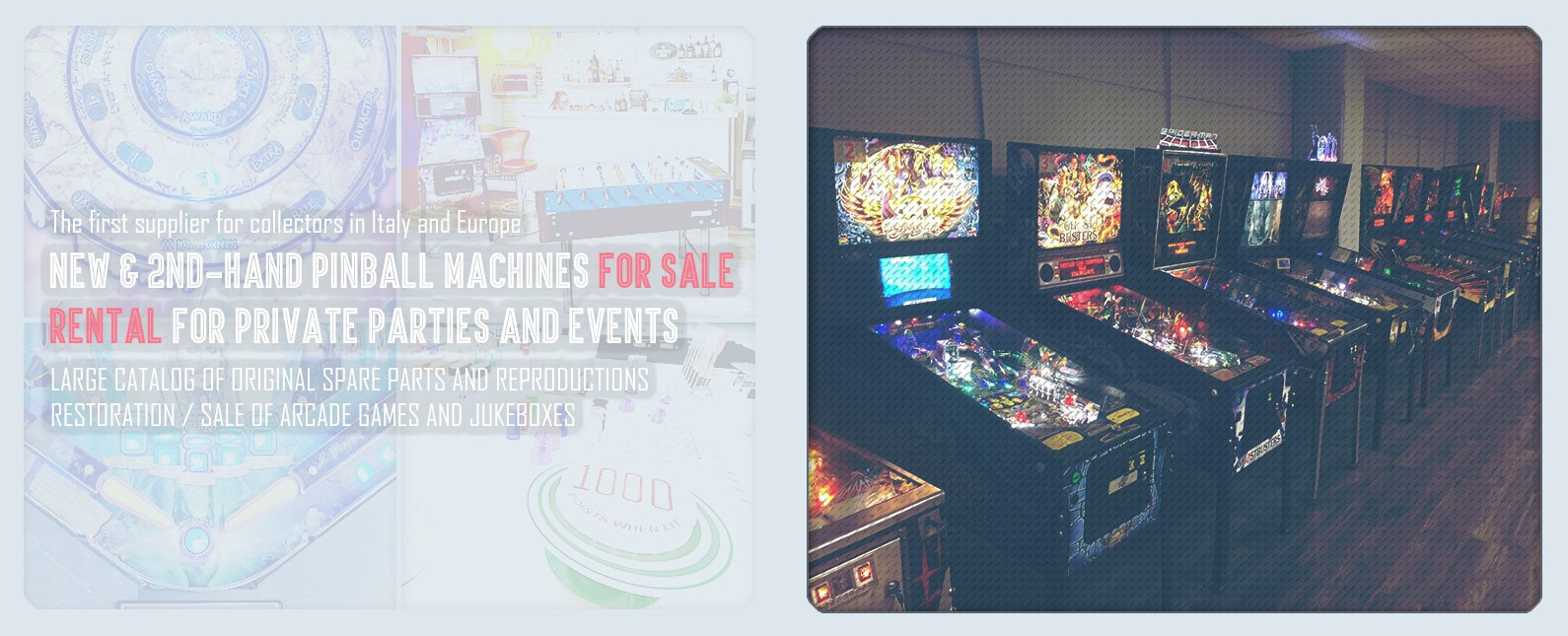 Welcome to Double Pinball E-store!